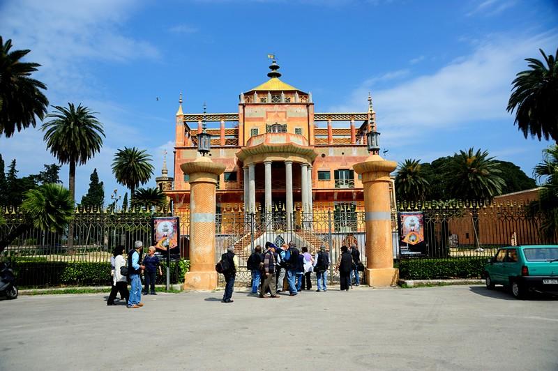 Villa Basile Santa Flavia Palermo